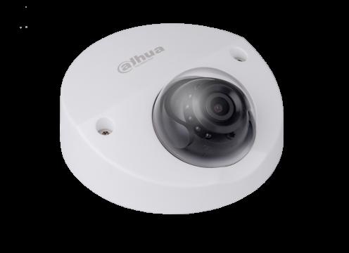 2 MP Full HD WDR Starlight Waterproof IR Dome IP Kamera-Sesli